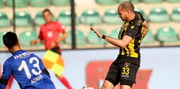 İstanbulspor-Gaziantepspor: 4-0