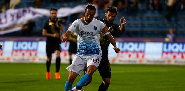 Osmanlıspor 3-3 Trabzonspor (İşte maçın özeti)
