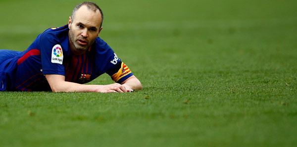 AS Gazetesi Iniesta transferini duyurdu! Çin...