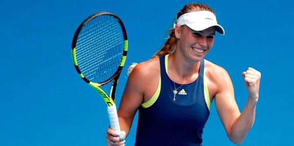 Çağla Büyükakçay: Wozniacki ile final oynamak muhteşem olur