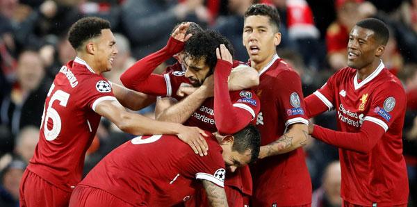 Liverpool - Roma: 5-2 (İşte maçın özeti)