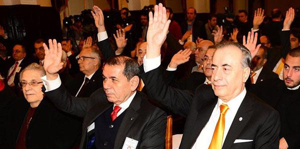 Galatasaray'da 4 isim başkanlığa aday oldu! İşte listeler...