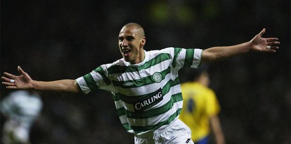 Henrik Larsson UEFA'nın en golcüsü!