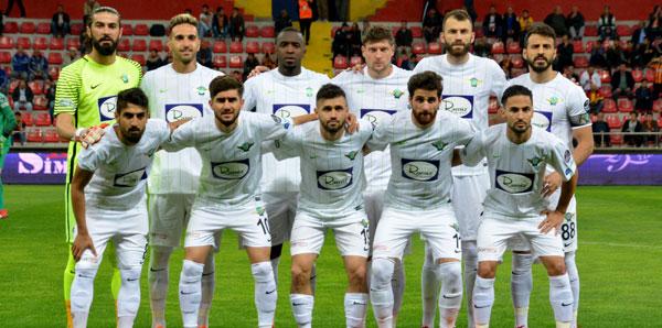 Akhisarspor'da 9 futbolcunun sözleşmesi bitiyor