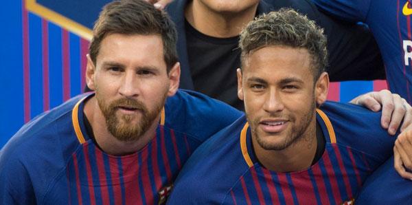 """Messi: """"Neymar'ı Real Madrid'de görmek korkunç olur"""""""