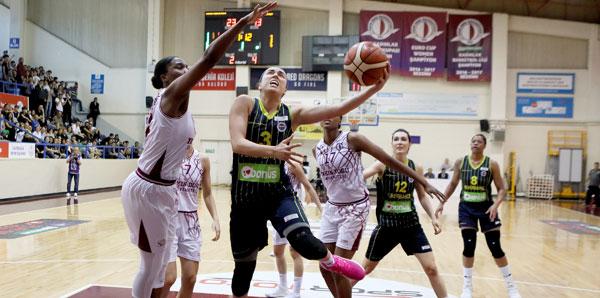 Yakın Doğu Üniversitesi - Fenerbahçe: 68-61