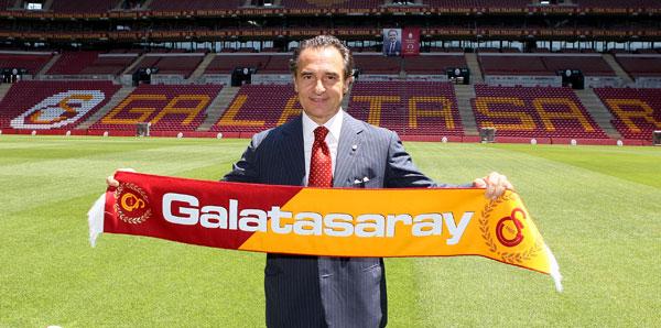 Galatasaray'da Prandelli şoku, davayı kazandı