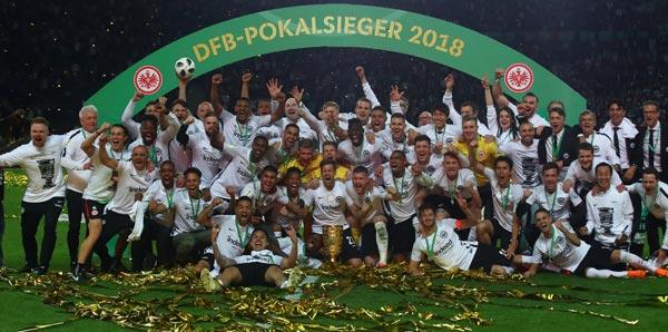 Bayern Münih - Eintracht Frankfurt: 1-3