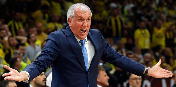 """Zeljko Obradovic: """"Kazanmayı hak ettiler"""""""