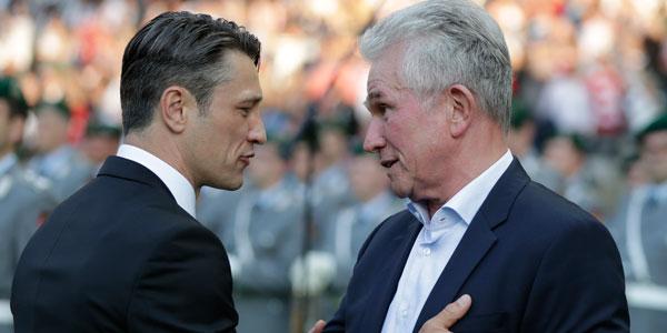 Bayern'de kadro yenileniyor