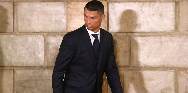 Real Madrid'de Ronaldo depremi