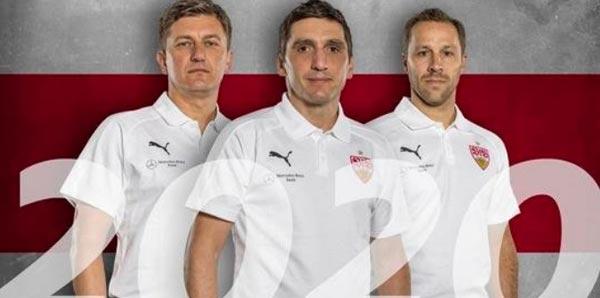 Stuttgart, Tayfun Korkut'un sözleşmesini uzattı