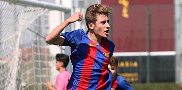 Arsenal'de yeni hedef Barcelonalı oyuncusu Joel Lopez