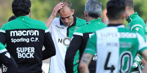 Sporting Lizbon'da deprem! 4 yıldız sözleşmelerini feshetti