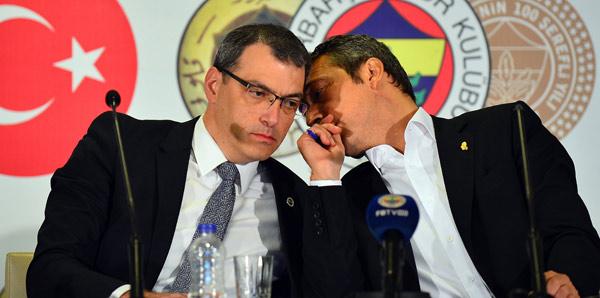 Damien Comolli ve Ali Koç açıkladı! Teknik direktör, transfer...