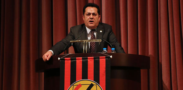 Eskişehirspor'da başkanlığa Halil Ünal seçildi