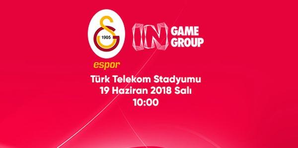 Galatasaray'dan eSpor anlaşması