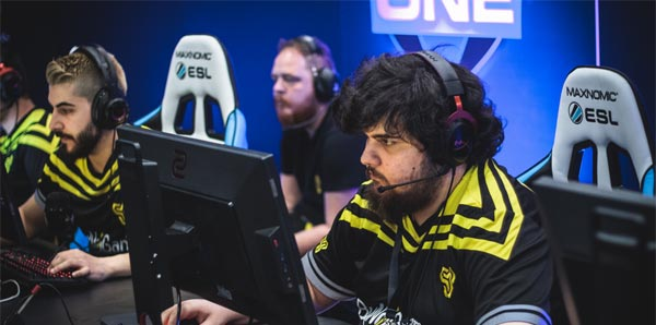 Space Soldiers, SK Gaming'i 2-0 mağlup etti!