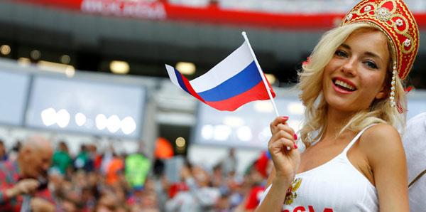 Putinden şok Açıklamarus Kadınlar Turistlerle 2018 Dünya