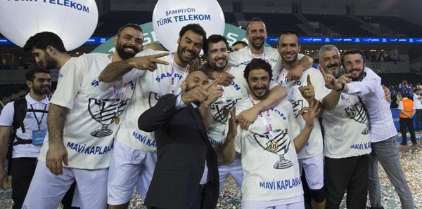 ULEB, Türk Telekom'u seçti