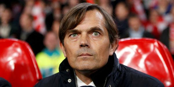Cocu, Fenerbahçe'nin 72. teknik direktörü