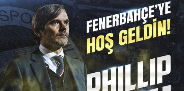 Philip Cocu resmen Fenerbahçe'de! İşte ilk duyguları...