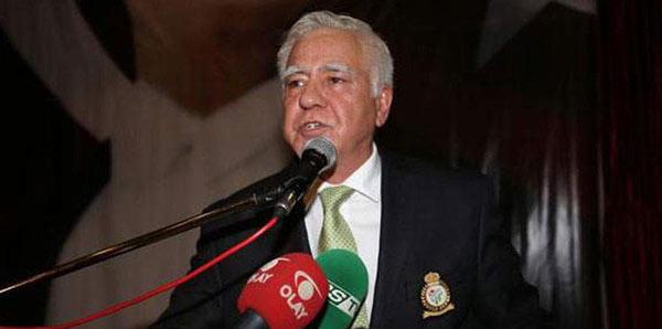 Bursaspor'da divan başkanı İdris Sevinç seçildi