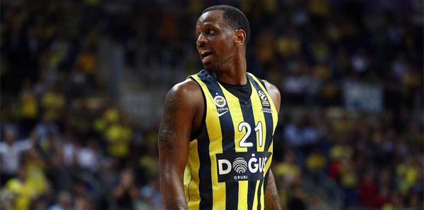 Nunnally Fenerbahçe'ye veda ediyor