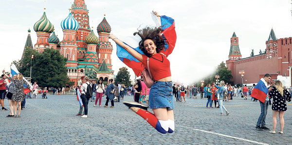 Kazanan Rusya oldu