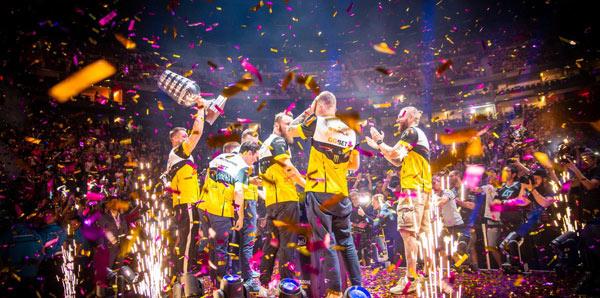 2018 ESL One Cologne şampiyonu Na'Vi