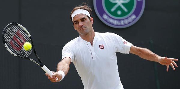 Roger Federer, Wimbledon'a veda etti!