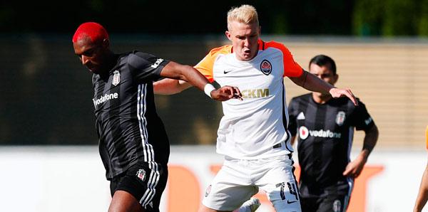 Beşiktaş-Shakhtar Donetsk: 0-0