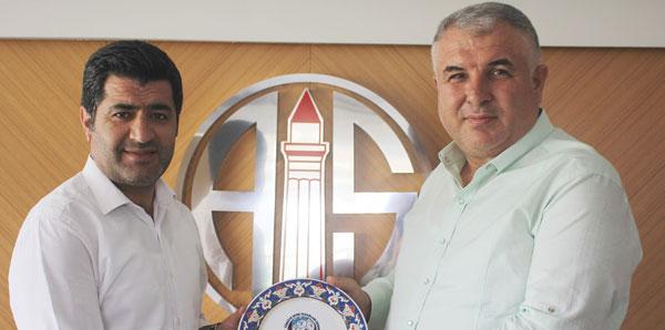 Cihan Bulut: Bu yıl, Antalyaspor için feda yılı