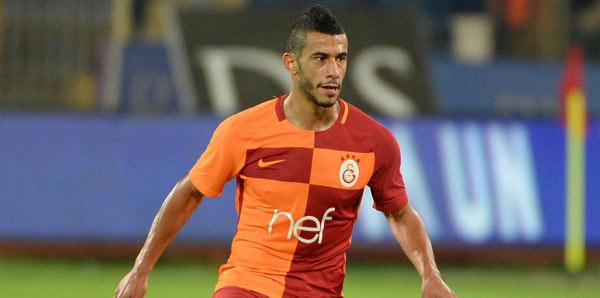 Galatasaray'da Belhanda sürprizi!