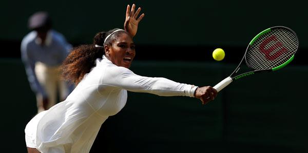 Wimbledon'da finalin adı Williams-Kerber