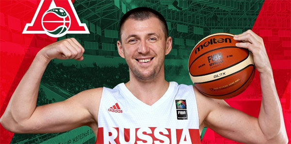 Lokomotiv Kuban, Vitaly Fridzon'u kadrosuna kattı