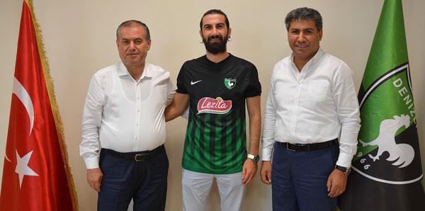 Denizlispor, Furkan Şeker'i transfer etti!