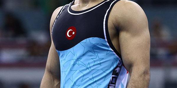 İsmail Gün, bronz madalya kazandı
