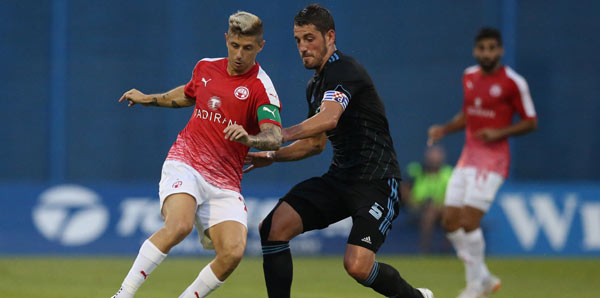 Astana-Dinamo Zagreb: 0-2