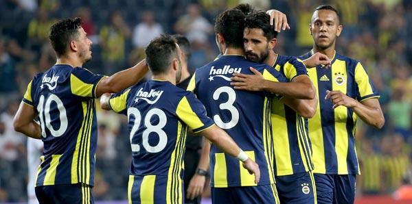 Fenerbahçe'nin rakibi Benfica!