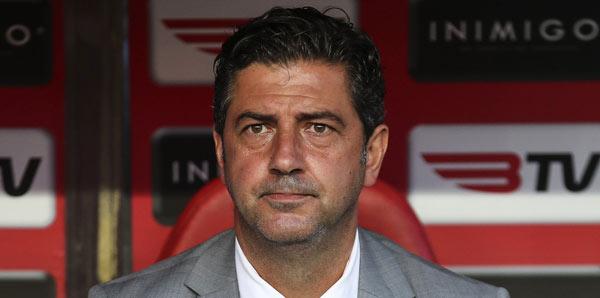 """Rui Vitoria: """"Fenerbahçe 2-3 kez orta sahayı geçip küçük tehlikeler oluşturdu"""""""