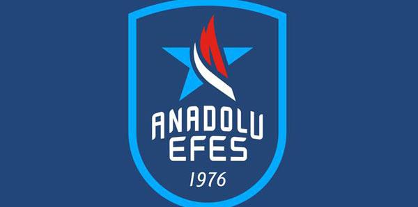 Anadolu Efes'in logosu değişti