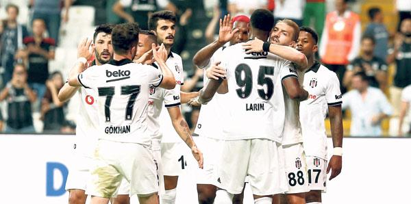 Beşiktaş'ın rakibi LASK Linz