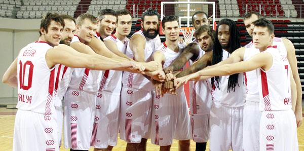 Antalyaspor, basketbol liginden çekildi