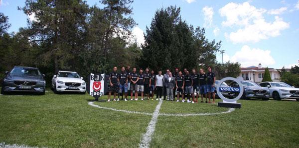 Beşiktaş'a araç desteği