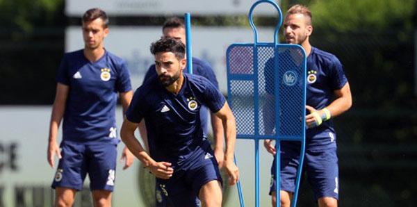 Fenerbahçe taktik çalıştı!