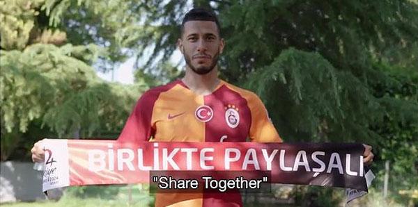 Younes Belhanda'dan Türkiye'nin EURO 2024 adaylığına destek!