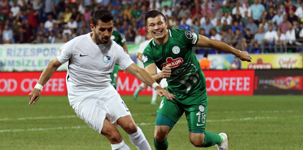 Çaykur Rizespor - BB Erzurumspor: 0-0