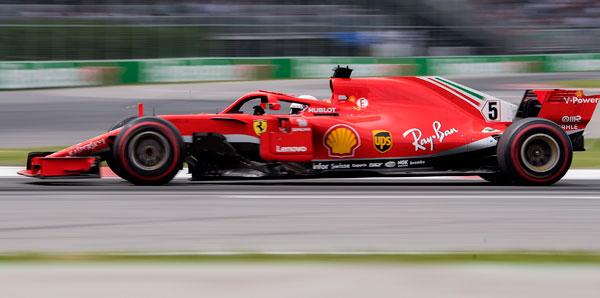 F1'de sıra Belçika'da