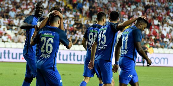 Demir Grup Sivasspor - Kasımpaşa: 0-3